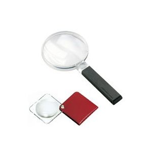 ルーペ 虫眼鏡 ルーペ ギフトセット gift G4RD 手持ちルーペ 2倍と ポケットルーペ 3.5倍 エッシェンバッハ|loupe