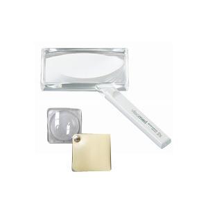 ルーペ 虫眼鏡 ルーペ ギフトセット gift 手持ちルーペ 2倍 と ポケットルーペ 3.5倍 G5BG エッシェンバッハ|loupe