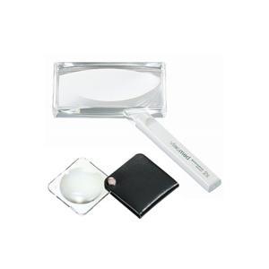 ルーペ 虫眼鏡 ルーペ ギフトセット gift 手持ちルーペ 2倍 ポケットルーペ 3.5倍 G5BK エッシェンバッハ|loupe
