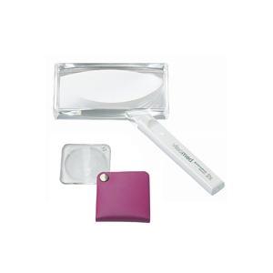 ルーペ 虫眼鏡 ルーペ ギフトセット gift 手持ちルーペ 2倍 ポケットルーペ 3.5倍 G5RS エッシェンバッハ|loupe