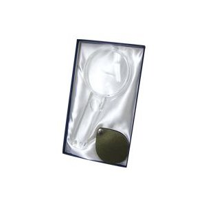 ルーペ 虫眼鏡 ルーペ ギフトセット gift 手持ちルーペ 2.25倍 ポケットルーペ3.5倍 G7GR エッシェンバッハ|loupe