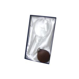 ルーペ 虫眼鏡 ルーペ ギフトセット gift 手持ちルーペ 2.25倍 ポケットルーペ 3.5倍 G7RD エッシェンバッハ|loupe