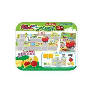 知育玩具 ねんどでつくろう 消防車|loupe