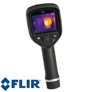赤外線サーモグラフィ フリアー FLIR E6 WiFi対応 温度計測 赤外線サーモグラフィカメラ パソコン iPad 日本正規品|loupe