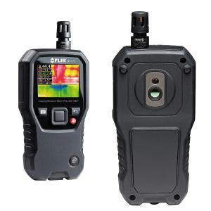 赤外線サーマルイメージカメラ 内蔵水分計 マルチモイスチャーメーター サーマルイメージ付 赤外線カメラ フリアー MR176|loupe