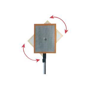 電子計測器 電子計量器 テスター トゥルーパルス用 アタッチメント スーパーリフレクト100ポールセット 回転式 SRT-0100PS|loupe