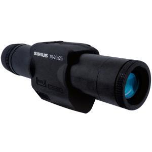 防振スコープ シリウス10-20×25 10倍-20倍 ズーム SIRIUS 単眼鏡 揺れ 手振れ補正 海上 監視 船舶 船 スポーツ観戦 競艇|loupe