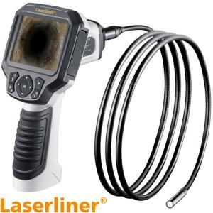 工業用内視鏡 ビデオスコープPLUS Laserliner UM082254A UMAREX 保守 点検 ダクト 排水管 工業用内視鏡 天井裏 撮影 loupe