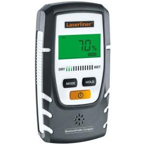 水分計 モイスチャーファインダーコンパクト Laserliner UM082332A UMAREX 乾湿チェック 測定器 木材 資材 建築 石膏 メ|loupe
