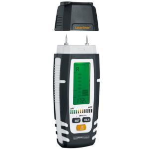 水分計 ダンプマスターコンパクト Laserliner UM082320A UMAREX 乾湿チェック 測定器 木材 資材 建築 石膏 メンテナンス|loupe