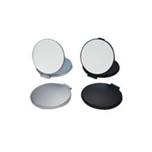 手鏡 ハンドミラー コンパクトミラー 拡大鏡 メイク 拡大ミラー ナピュアミラー 鏡 リアルズームアップ プラス 両面 5倍 RC-05 堀|loupe