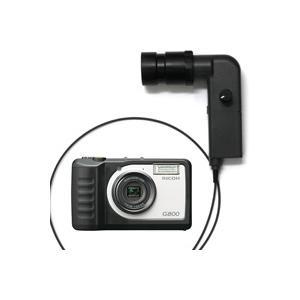 内視鏡 工業用 内視鏡 HS-3.0-71L デジカメセット 長焦点 3mm径 ハンディスコープ ファイバースコープ 13000画素|loupe