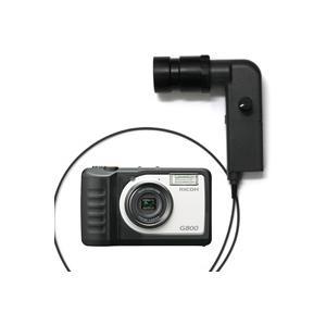 内視鏡 工業用 内視鏡 HS-3.0-73L デジカメセット 長焦点 3mm径 ハンディスコープ ファイバースコープ 13000画素 内視鏡 ファイバ|loupe
