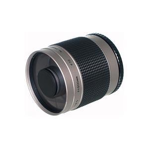 ケンコー デジタルカメラ用 ミラーレンズ500mmF8 超望遠レンズ loupe