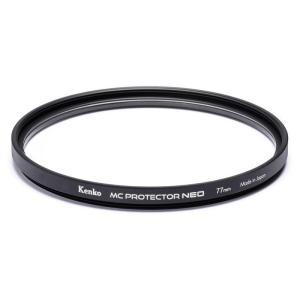カメラ用 レンズ フィルター 58S MCプロテクターNEO KENKO 58mm 保護フィルター ...
