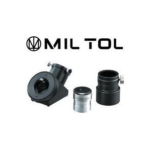 天体望遠鏡 MILTOL 接眼レンズ アイピースキット for テレスコープ PL 10mm KF-EP-PL10|loupe