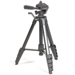 持ち運びはコンパクトながら、より高い位置からの撮影が可能。スリックの人気製品「GX6400」の上位機...