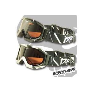 在庫限り 特価 スノーボード ゴーグル ゴーグル 14-15カタログモデル MUTANT DR.SKULL #0800-WMP loupe
