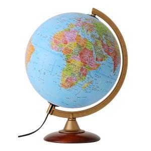 地球儀 25cm行政図 ライト付き オルビィス 地球儀 入学祝い 小学校 子供用 学習 インテリア イタリア製|loupe