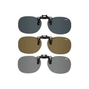 メンズ クリップオンサングラス 偏光サングラス クリップサングラス BV-27 エロイコ 偏光グラス|loupe