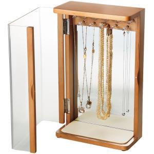 ネックレススタンド かわいい おしゃれ ギフト プレゼント 宝石箱 ジュエリーボックス アクセサリーボックス 小物入れ ロジエ Rosier|loupe