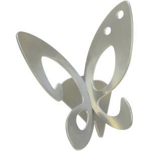 Simple Style チョウのジュエリーハンガー かわいい おしゃれ ネックレス アクセサリーハンガー ロジエ Rosier|loupe