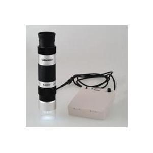 マイクロスコープ ポケット LEDライト付き 70〜100倍 スコーピオン2|loupe