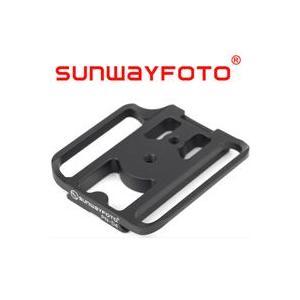 カメラ用三脚 専用クイックリリース・プレート Nikon D4用 PN-D4 SF0072 SUNWAYFOTO|loupe