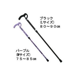 杖 ステッキ Oネックカーボン M/Lサイズ ウォーキングステッキ 杖KAINOS 1本|loupe