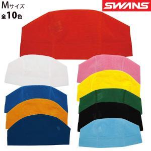 スイミングキャップ メッシュ M スイムキャップ 水泳帽 水泳帽子 50〜55cm 子供 小学生 キッズ 水泳|loupe