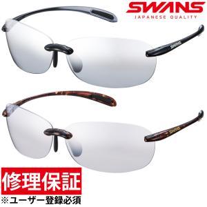 スワンズ スポーツサングラス エアレス ビーンズ Airless-Beans ハーフミラーレンズ SABE-1302 SABE-1312 SWANS|loupe