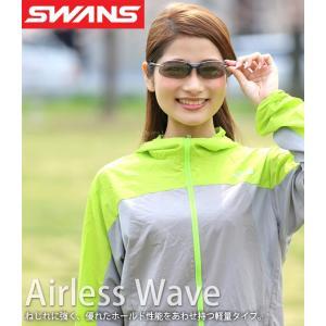スポーツサングラス Airless Wave ...の詳細画像1