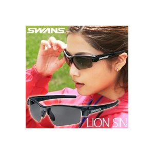 スワンズ スポーツサングラス ライオン シン カラーレンズ LION SIN-N LI SIN-0001 SWANS loupe