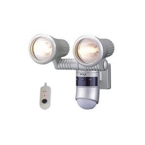 防犯アラーム センサー センサーライト 屋外 ハロゲンライト 360°G 100W×2 ライテックスシリーズ G-5200 MUSASHI ムサシ loupe