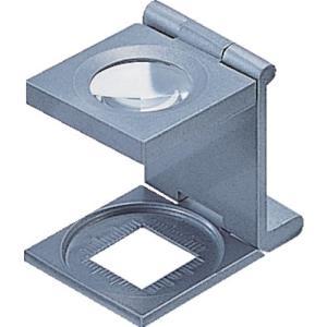 リーフ 三ツ折り型ルーペ [A30-2]  A302 販売単位:1|loupe