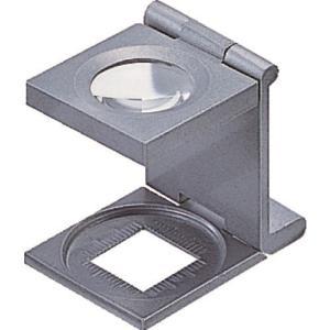 リーフ 三ツ折り型ルーペ [A20-2]  A202 販売単位:1|loupe
