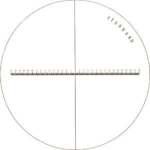 リーフ ガラススケール [S-200]  S200 販売単位:1|loupe