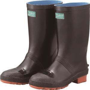 保護具 安全靴・作業靴 安全長靴 ●胴部分は4層構造で破れにくくなっています。●裏面は滑りにくいアメ...