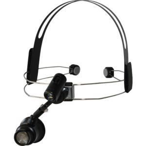 リーフ ワイヤーヘッドライト付アイルーペ [WHE-100LED]  WHE100LED 販売単位:1|loupe