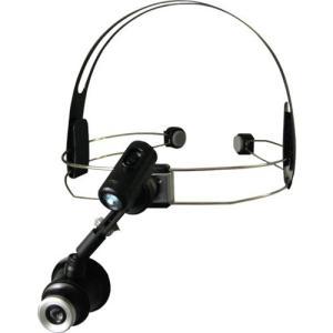 リーフ ワイヤーヘッドライト付アイルーペ [WHE-200LED]  WHE200LED 販売単位:1|loupe