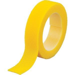 梱包用品 梱包結束用品 結束バンド ●片面にプラスチックフック・片面に織物ループの付いた両面タイプの...