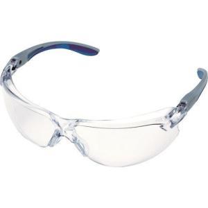 ウィルス対策 ゴーグル 防塵 ミドリ安全 二眼型 保護メガネ MP-822 ブルー [MP-822]...