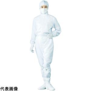 Linet クリーンスーツ 4L ホワイト [FH199C-01-4L]  FH199C014L 販売単位:1