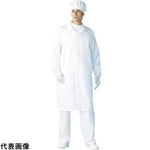 Linet クリーンコート LL ホワイト [FH206C-01-LL]  FH206C01LL 販売単位:1