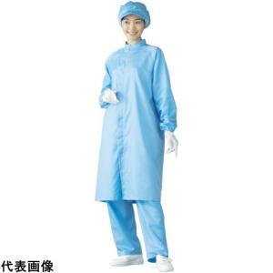Linet クリーンコート LL ブルー [FH206C-02-LL]  FH206C02LL 販売単位:1