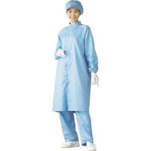 Linet クリーンコート S ブルー [FH206C-02-S]  FH206C02S 販売単位:1