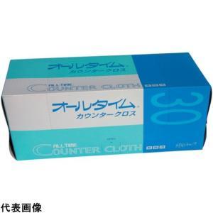 東京メディカル カウンタークロス厚口大判 61x61cm グリーン (30枚入) [FT-352] ...
