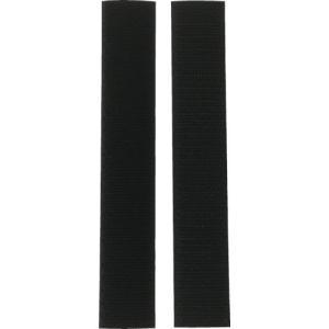 ユタカメイク マジックテープ アイロンワンタッチ 25mm×15cm ブラック [G-86]  G8...