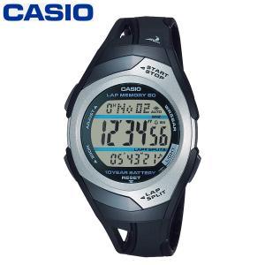 メンズ用腕時計 カシオ スポーツウォッチ PHYS フィズ LAP MEMORY 60 STR-300J-2AJF CASIO