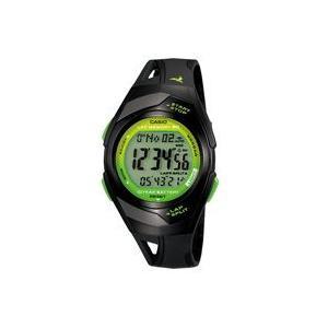 メンズ用腕時計 カシオ スポーツウォッチ PHYS フィズ LAP MEMORY 60 STR-300J-1AJF CASIO